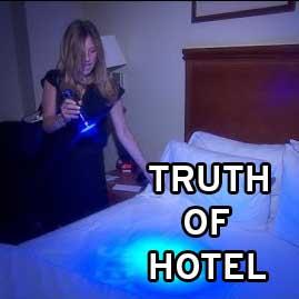 होटल्स की काली सच्चाई जिसे जानने के बाद आप कभी होटल्स में नहीं जाओगे