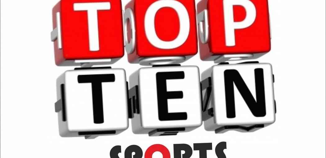 #Sports Top Ten