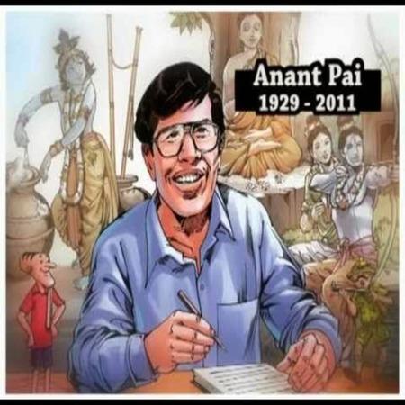 Spl: अमर चित्र कथा वाले Uncle Pai, जिन्होंने रची Comics की दुनिया