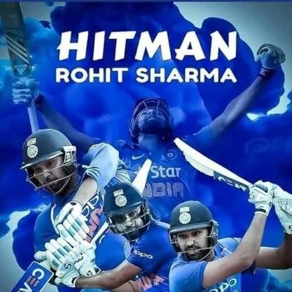 Hitman Sharma Rap on Rohit Sharma