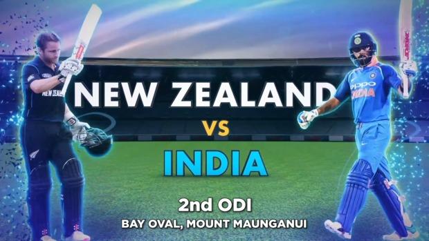 INDIA VS NEWZEALND: कर सकती है इंडिया पलटवार