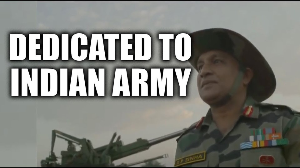 The Indian Army Rap
