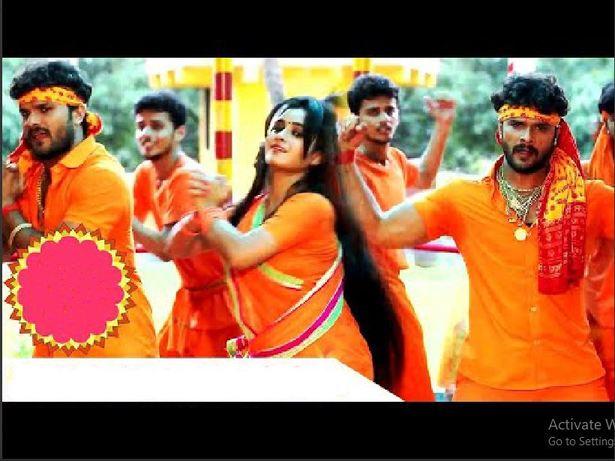 Khesari Lal Yadav का 2020 का New भोजपुरी Bol Bam Song - Dj Song Kamar Dolala Ae Bhaiya