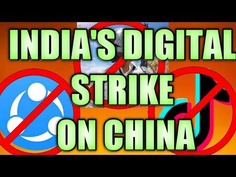 चीन पर होगी एक और डिजिटल स्ट्राइक